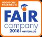 infologistix ist bei Fair Company gelistet