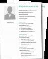 Bewerbung vom Geschäftsführer und Gründer der infologistix GmbH
